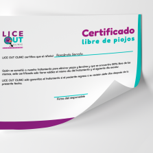 certificadolice